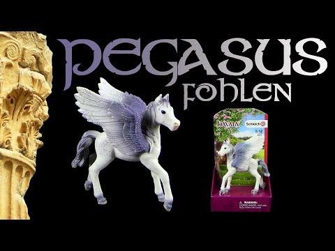 Schleich ® Bayala ® Pegasus Fohlen von 2017 - Unboxing & Review