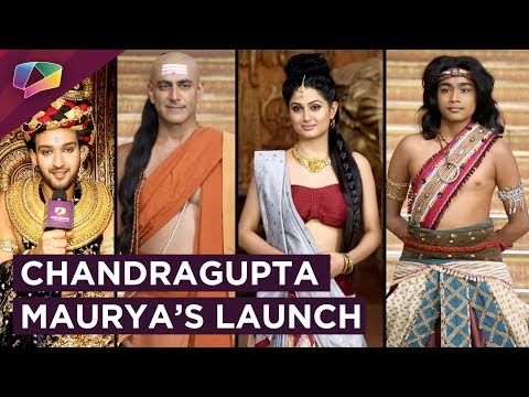 Sony Tv Launches A New Show Chandragupta Maurya |