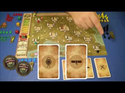 Video instructivo del juego Corona de Hierro
