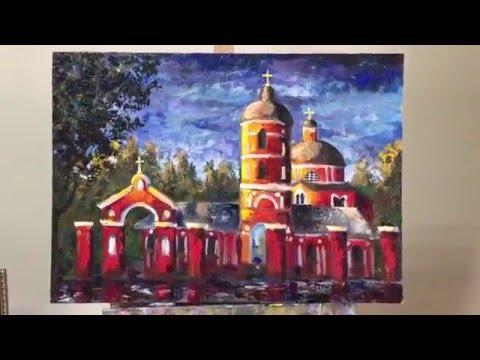 Храм всех святых на кулишках москвы