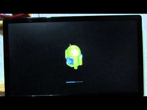 How to easily flash firmware on Tronfy MXQ S805 Android TV Box