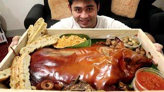 ULTRA CRISPY COCHINILLO! (SPANISH ROASTED SUCKLING PIG)