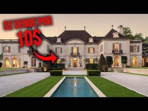El Secreto Escondido De Estas Mansiones