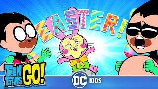 Teen Titans Go! | Easter | DC Kids
