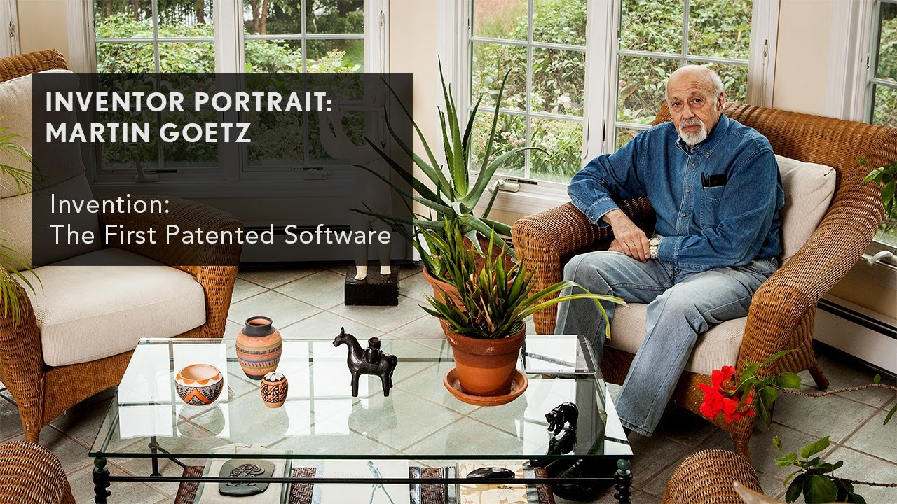 The Man Who Won The First Ever Software Patent