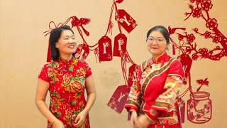 The Song of Chinese New Year Greetings 2018
