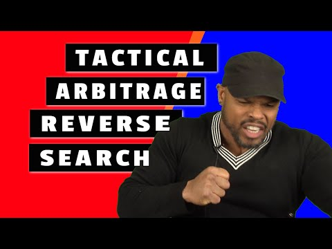 """Tactical Arbitrage Reverse Search 