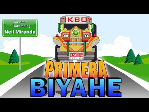 Primera Biyahe - Kasama si Neil Miranda (October 18, 2019)