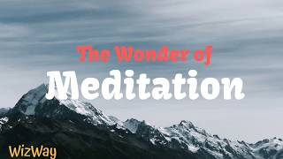 Best Meditation Quotes By Top Spiritual Masters I Meditation Sayings For Inspiration.