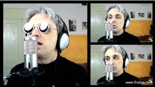 How To Sing a cover of I Feel Fine Beatles Vocal Harmony Lesson
