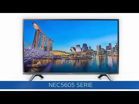 Hisense TV NEC5605