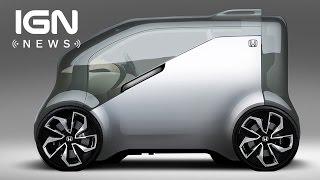 Honda NeuV Concept Car to Be Revealed - IGN News
