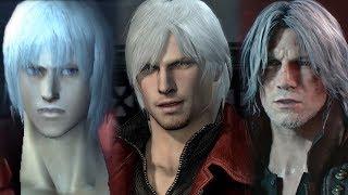 Historia completa de Dante en orden cronologico (Devil May Cry 3, 1, 2, 4 y DMC 5)