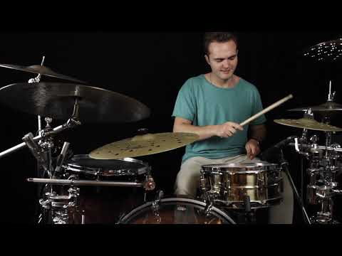 Bon Iver - Hey, Ma - Drum Remix/Cover - Leander Widmoser Drums