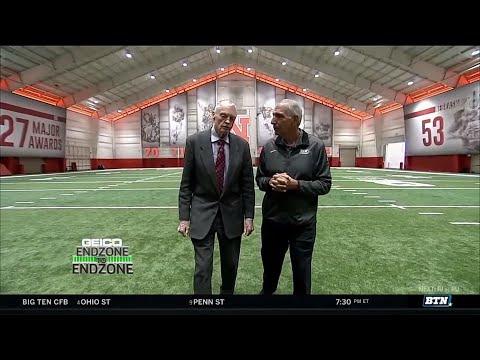 End Zone to End Zone with Tom Osborne   Nebraska   Big Ten Football    BTN Tailgate