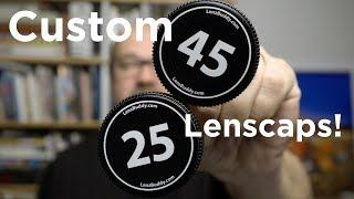 Custom Lens Caps - Lenzbuddy review