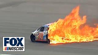 Top 5 NASCAR Wrecks At Pocono