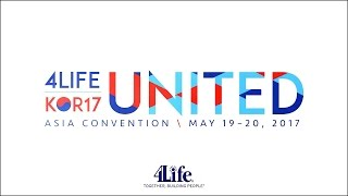 4Life Asia Convention Highlights 2017: United
