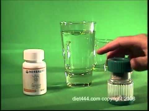 Pagkawala ng timbang mula cocktails sa Herbalife review