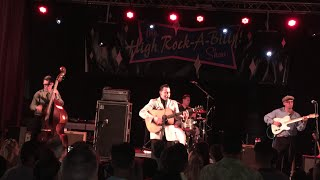 THE KABOOMS at the High Rockabilly 2017