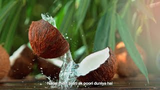 Parachute Advansed | World Coconut Day  IMAGES, GIF, ANIMATED GIF, WALLPAPER, STICKER FOR WHATSAPP & FACEBOOK