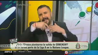 ¿De que le sirve a Mexico la Concacaf Nation League? - CYE