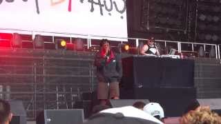 "Joey Bada$$ ""Waves"" - Live in Albuquerque, NM"
