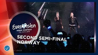KEiiNO   Spirit In The Sky   Norway   LIVE   Second Semi Final   Eurovision 2019