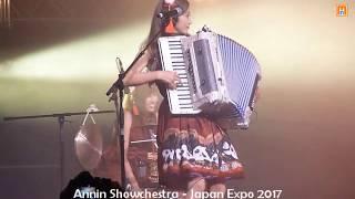 Annin Showchestra - Showcase à Japan Expo 2017