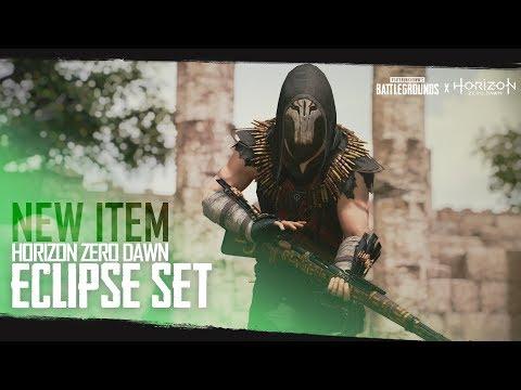 Horizon Zero Dawn Skins - PS4 de PlayerUnknown's Battlegrounds