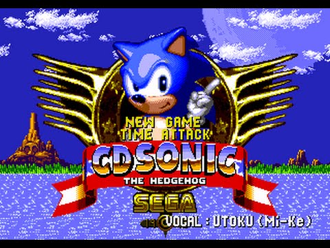 sonic cd pc game