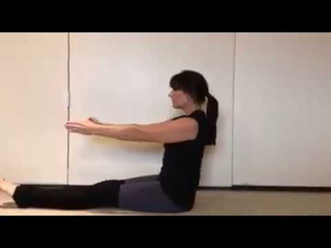 Safe Pilates Spinal Flexion