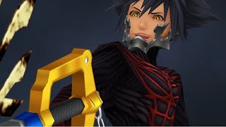 Kingdom Hearts BBS (PS4) - Final Boss: Vanitas No Damage (Level 1 CM/Ventus)