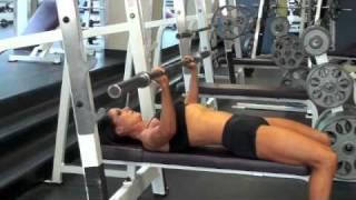 Calgary Fitness Tutorial - Negative Normal Presses