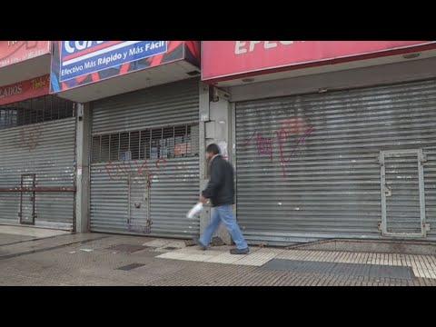 Argentina decreta lockdown no pior momento da pandemia