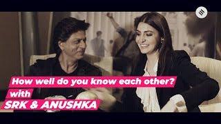Shah Rukh Khan and Anushka Sharma   Prepare yourself for a laugh riot