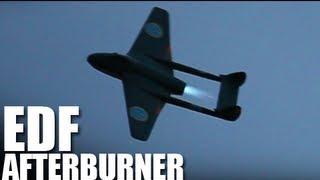 Flite Test - EDF Afterburner