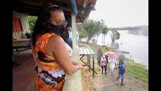 Amazônia - Política de enfrentamento à pandemia da Covid-19 na Amazônia - None