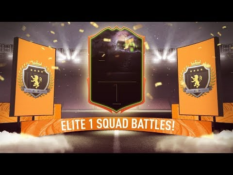 INSANE PLAYER PACKED! ELITE 1 SQUAD BATTLES REWARDS! #FIFA20 ULTIMATE SCREAM