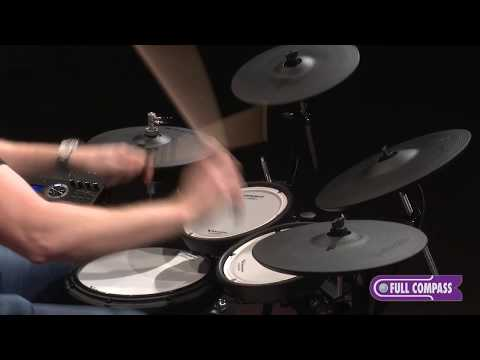 Roland TD-17 Series V-Drums Kit Overview | Full Compass