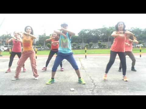 Let's Twist Again | Sayaw Crame' The Commnado Girls | Fusion Mix Mp3