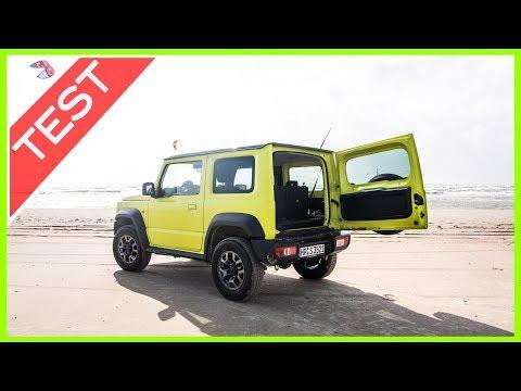 Suzuki Jimny 1.5 Allgrip im Test: 4x4 | Offroad | Strand |Preis | Fahrbericht