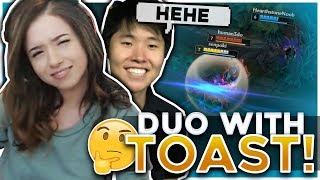 BEST ORIANNA PLAYER!... In The House | POKI & TOAST DUO!