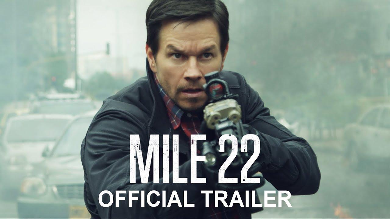 Video trailer för Mile 22 - Official Redband Trailer #2 - In Cinemas Now