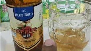 Blue Bird Apple (Non-Alcoholic) Beer (Just Rs 35) : Nutritional Facts