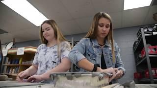 Lawton Public Schools: EHS Art Baskets For Auction