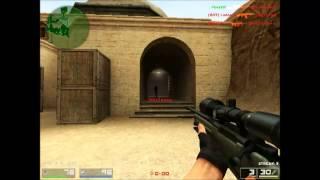 CSP CSPromod 1.10 Standalone | BOT DM - AWP & AK47 Gameplay