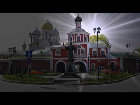 Жития святых - Иулиания и Евпраксия Московские (1393 и 1394)