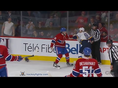 Nathan Beaulieu vs. Steve Ott