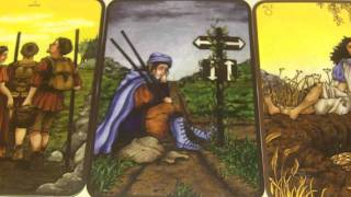 Tarot lessons #3 - Movement and The Void